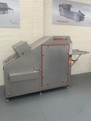 Ruhle GR50 frozen meat cutter