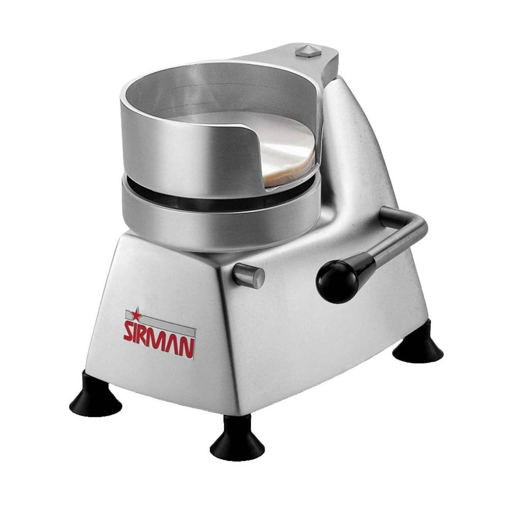 Sirman Manual Burger Press Machines